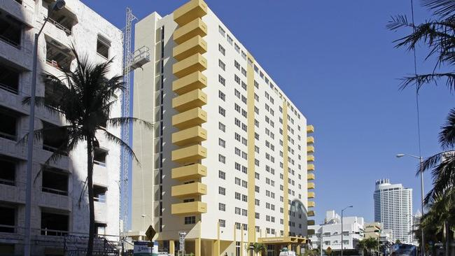 Four Freedoms House, at 3800 Collins Ave. in Miami Beach, sold for $10.4 million.