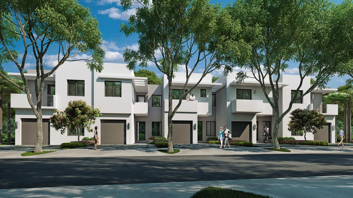 Century homebuilders breaks ground on century park place in miami with loan from capital bank corp south florida business journal