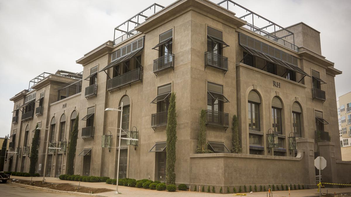 Restoration Hardware Austin : Opening would just be foolish — restoration hardware