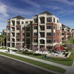 Brookfield approaching apartment capacity