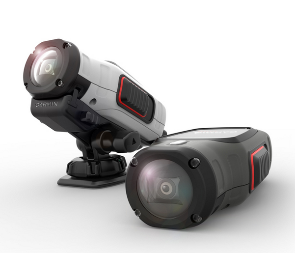 Garmin's new wearable camera is called the Virb.