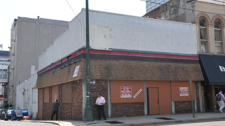 Former Burger King space at 151 Madison Ave.
