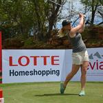 Hawaii sponsors play in 2016 Lotte Championship pro-am at Ko Olina: Slideshow