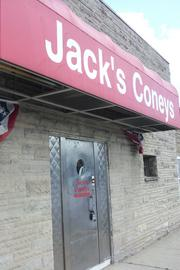 Columbus Food League's second Dirty Frank's Hot Dog Palace is going in the former Jack's Coneys space at 2836 W. Broad St.