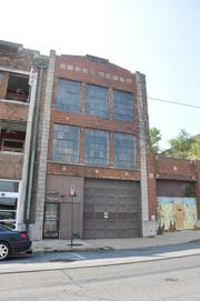 South Main warehouse building Address: 491 S. Main St. Owner: Lee Pruitt Owner's mailing address: 2259 Central Ave. Current use: Storage