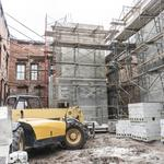 Cowford Chophouse construction continues, remains on track for early 2017 opening