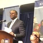 Mayor Kasim Reed talks about being a family man, post-mayoral plans