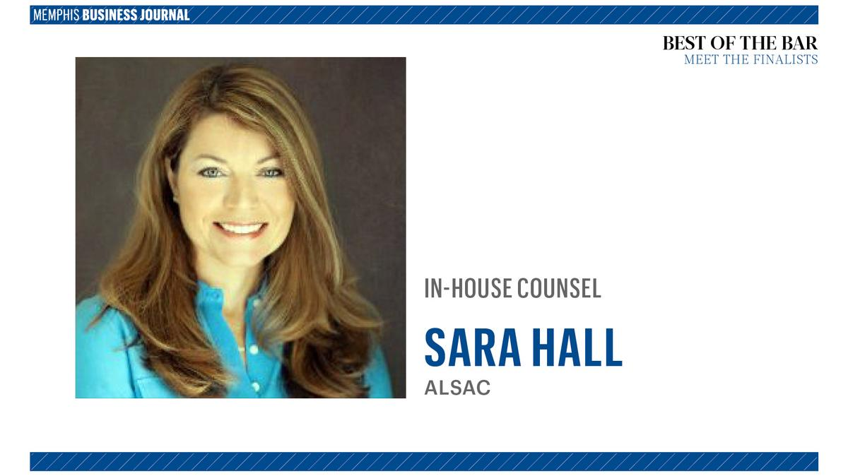 Sara Hall Chief Legal Officer And General Counsel At