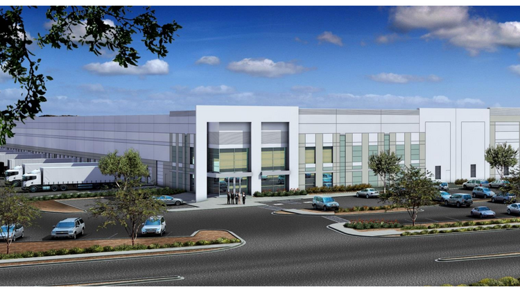 The Prologis Silicon Valley Logistics Park Boasts 624,000 Square Feet Of  Space For Warehouse Or Manufacturing