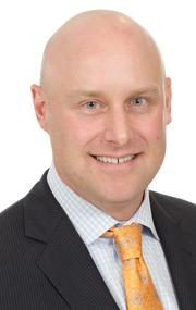 2013 PSBJ 40 under 40 honoree Jesse Ottele, Senior Vice President, of CBRE.