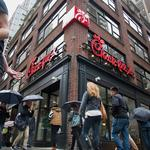 Mayor Bill de Blasio and boycott-urging Queens councilman fed up with Chick-fil-A