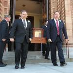 Former Cardinal <strong>Joe</strong> Garagiola is laid to rest