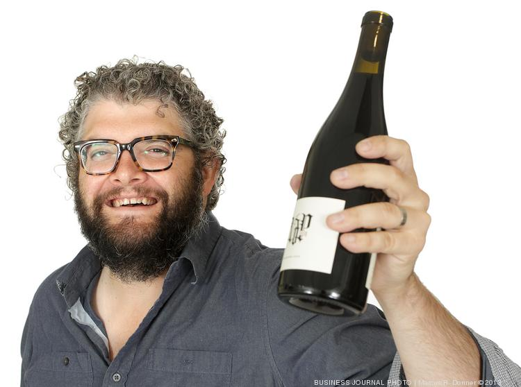 2013 PSBJ 40 under 40 honoree Paul Zitarelli, Owner, of Full Pull Wines.