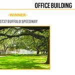 PMRG's 3737 Buffalo Speedway wins Landmark Award in office building category
