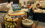 Cheese, one of the fastest-growing categories in the grocery industry, takes a prominent space at the New Seasons Market on North Williams.