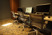 Patient families receive complimentary access to computers at Legacy's new ICUs.