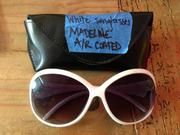 Burn Notice glasses used by character Madeline.