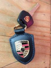 Burn Notice Porshe keys