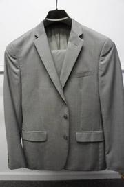 Burn Notice gray suit