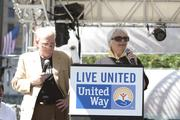 Michael Connelly, left, and his wife Sally are co-chairing the 2013 United Way of Greater Cincinnati campaign.