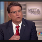 McCrory defends HB 2 on 'Meet the Press' (VIDEO)