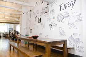Etsy, headquartered in Brooklyn, N.Y., is loosening some of the restrictions it currently has on its sellers of handmade goods.