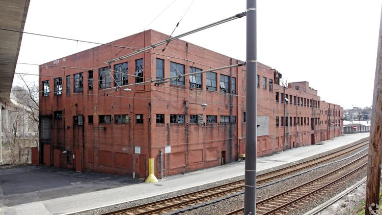 The former Schenuit Tire factory mill on Union Avenue is set for redevelopment.