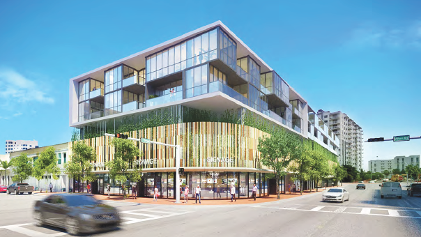 turnberry associates and rock soffer propose mixed use building on