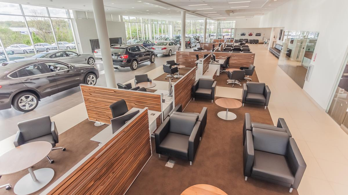 Bmw Of Kansas City South One Of Only Four Next Gen U S Dealerships
