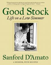 Memoir by Milwaukee chef, restaurateur Sanford D'Amato released Nov. 12 Click here to see all of Stacy Vogel Davis' Table talk columns