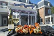 The Epcot International Food & Wine Festival returns this year, from Sept.  27-Nov. 11 at the Walt Disney World Resort, featuring parings like griddled lobster tail with La Crema Sonoma Coast Chardonnay at the Hops & Barley Marketplace.