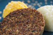The new Scotland Marketplace at the Epcot International Food & Wine Festival will introduce dishes like vegetarian haggis with neeps and tatties, a griddled vegetable cake with rutabaga and mashed potatoes.