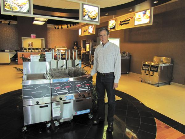 Restaurant Supplier: Rob Connelly is president of Eaton-based Henny Penny, which is among the largest employers in Preble County.
