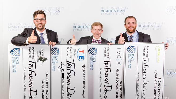 Rice business plan competition 2013 winner