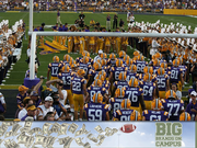 Louisiana State University  Supplier: Nike Equipment (2013-14): $3.1 million Cash (2013-14): $1 million  The deal: This year the university extended its Nike deal through 2022.  Fun fact: The extension LSU signed in June added language about Nike digital products and activity monitors, not surprising given the company's emphasis on developing the technology.