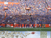 University of Florida  Supplier: Nike Equipment (2013-14): $2.085 million Cash (2013-14): $1.835 million  The deal: Nike signed the university to an all-sport deal in 1999 that has since been extended through 2017.  Fun fact: The university has a discretionary account that can be used to purchase $200,000 in Nike merchandise annually.