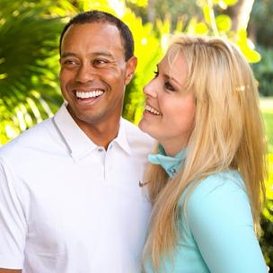 Lindsey Vonn and Tiger Woods announced their relationship on Monday and posted pictures on Facebook.