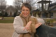 Salamander founder Sheila Johnson at Salamander Farm, her private home that served as the inspiration for the resort.
