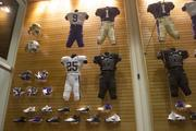 The Reviewing Room is shown in the new Husky Stadium.