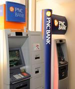 PNC ranks No. 6 nationwide in 1Q ATM fee income
