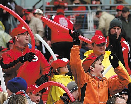 Cincinnati Reds fans were disappointed on Tuesday night by a loss to the Pittsburgh Pirates in the wild card game.