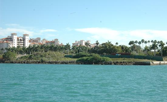 Fl Properties acquired the mortgage on 18 acres of Fisher Island land. But who is behind Fl Properties?