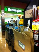 Huntington branch growth coming in stores