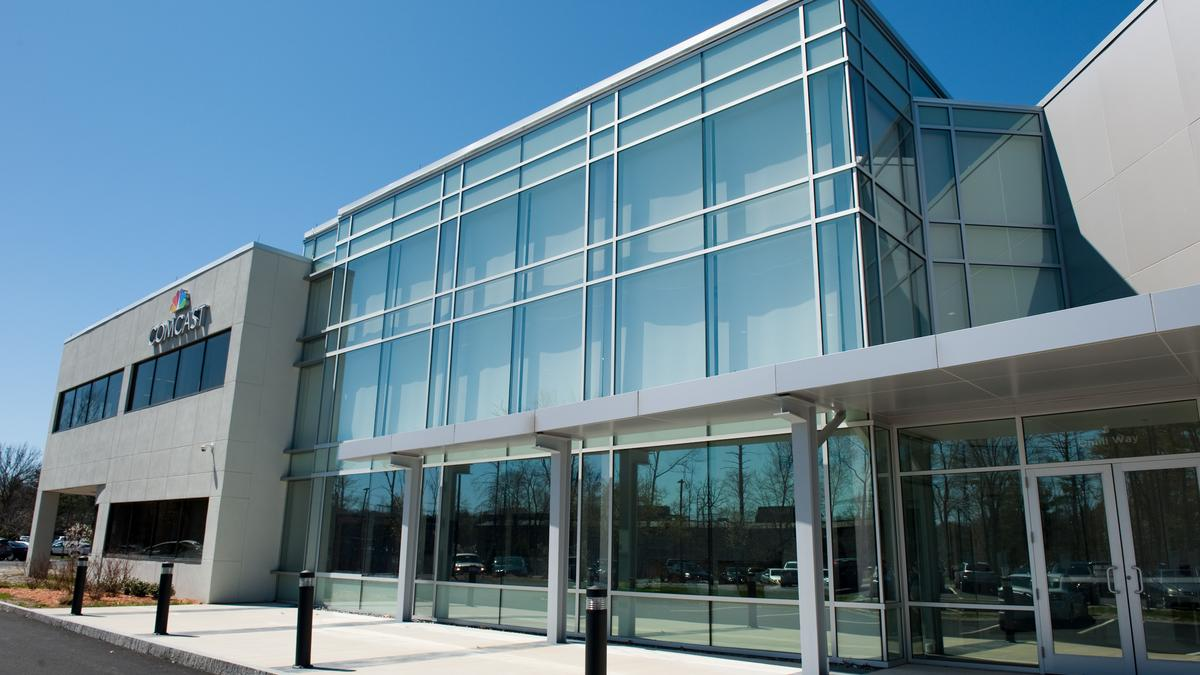 Comcast Opens New Regional Headquarters In Chelmsford Boston Business Journal