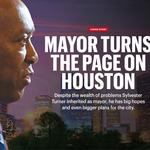 Behind the cover story: An interview with Houston's new mayor