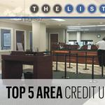 Top of the List: Credit Unions