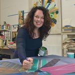 Character: Gallery owner Alicia LaChance finds life in contemporary designs