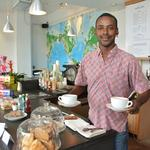 How I went from being an environmental scientist to a coffee shop owner