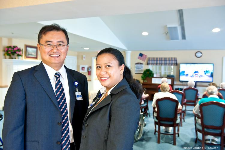 Inova's Fairfax adult day care site, led by Director Hwan Yi and Business Development Manager Rose Mario, could see its patient population rise.