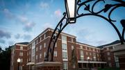 No. 5: Residence Halls, Wake Forest University. The permitted value for the project was $36 million. Frank L. Blum Construction was the contractor.